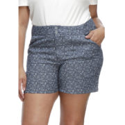 shorts 009 melinde plus size